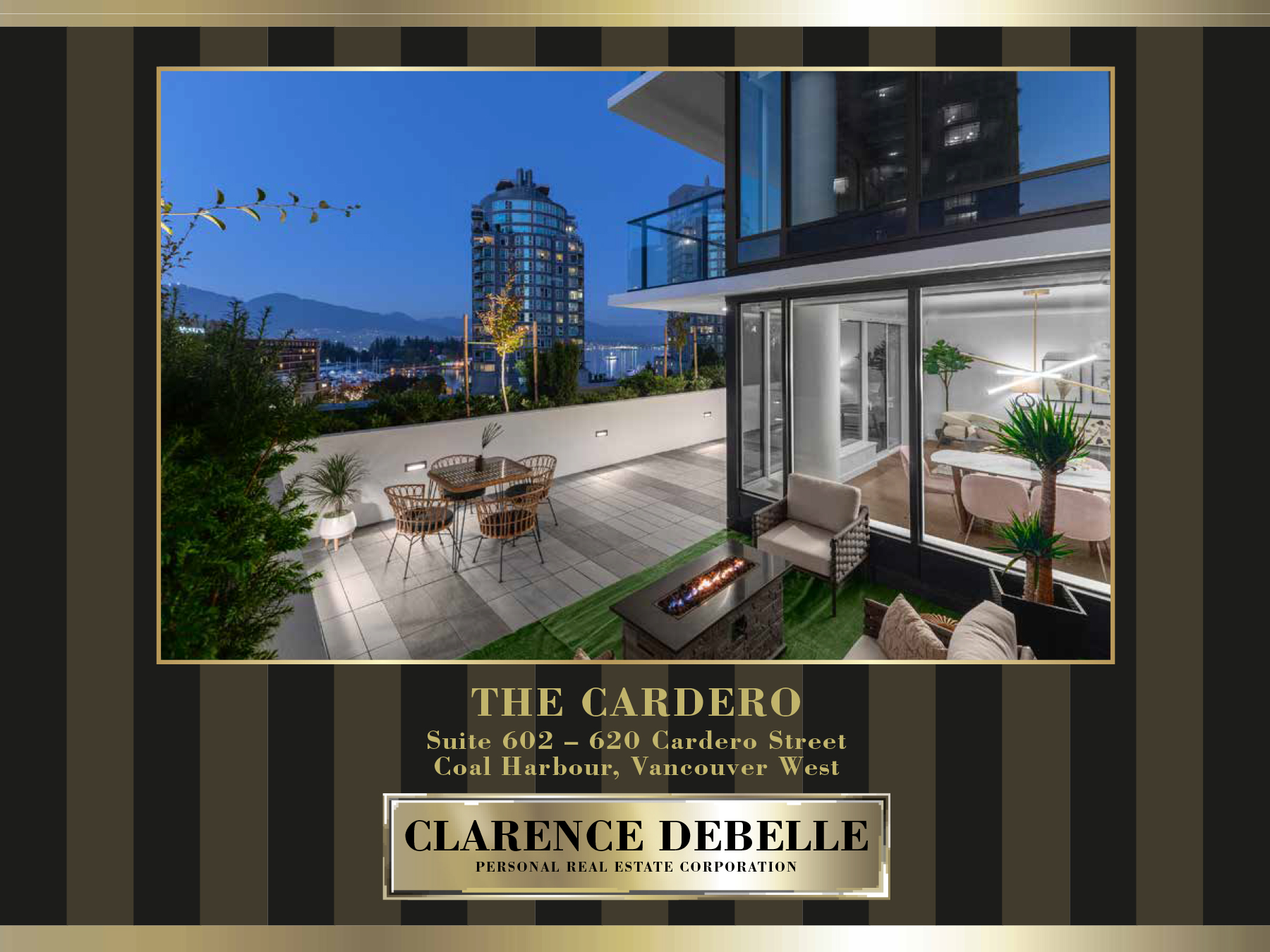 602 - 620 Cardero Street