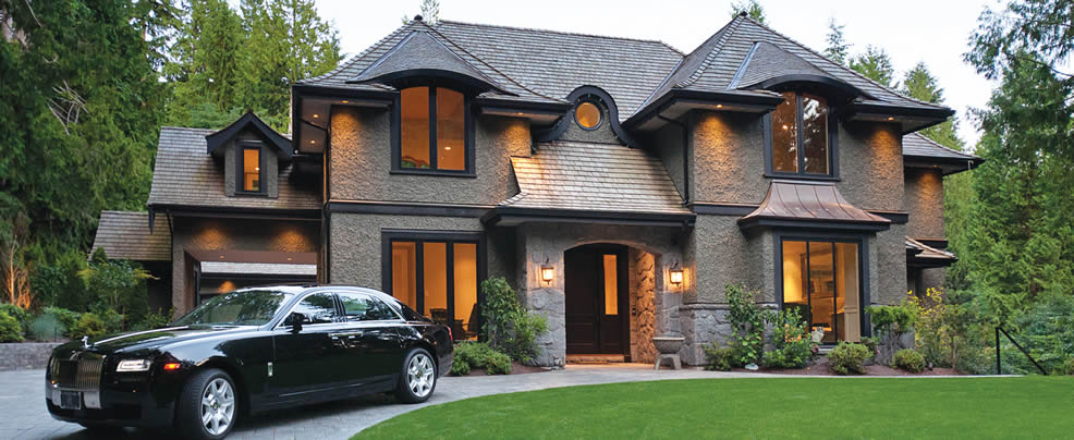 West vancouver luxury homes west vancouver luxury real estate clarence debelle - Exterior painting vancouver property ...