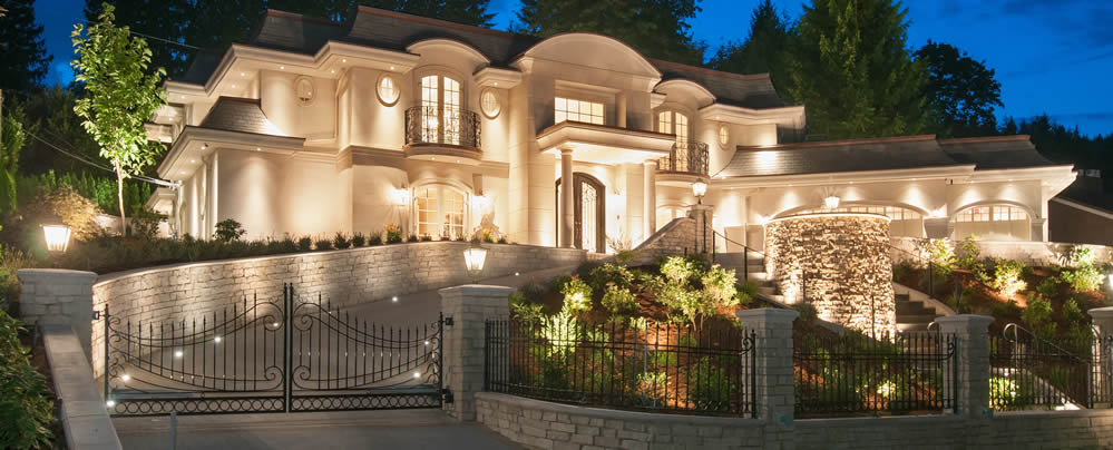Elegant West Vancouver Luxury Homes