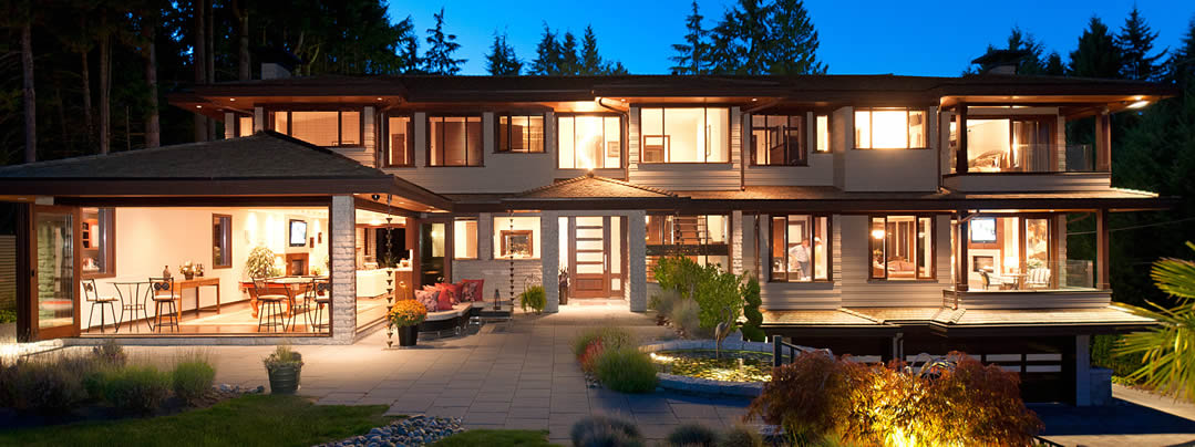 Marvelous West Vancouver Luxury Homes