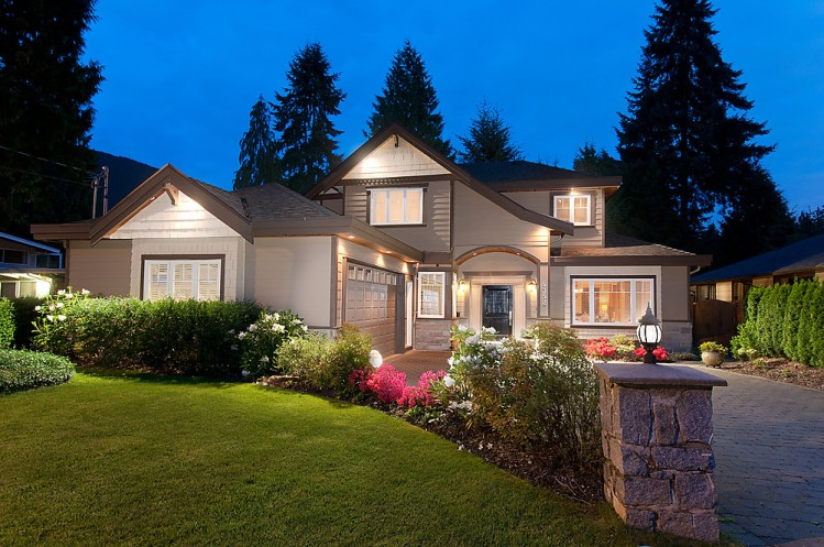 West Vancouver Homes For Sale 4352 Carolyn Drive Canyon